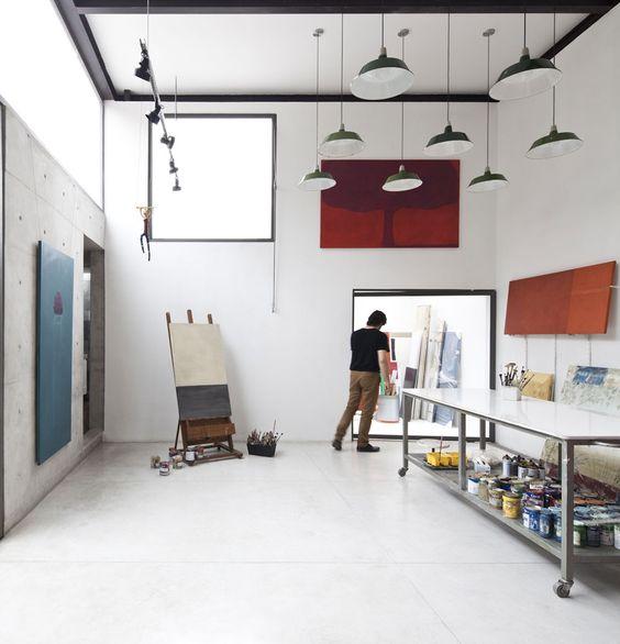Open Atelier - São Paulo, Brazil  / AR arquitetos