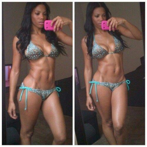 Black Fitness - fit selfie