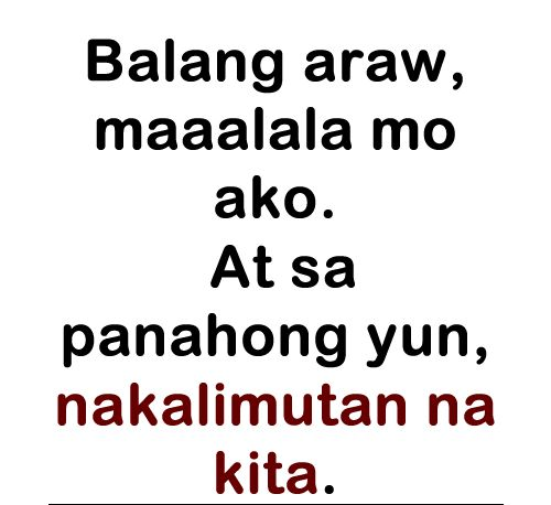 Best Love Quotes For Girlfriend Tagalog : ... quotes tagalog jokes patama quotes quotes tagalog quotable quotes love