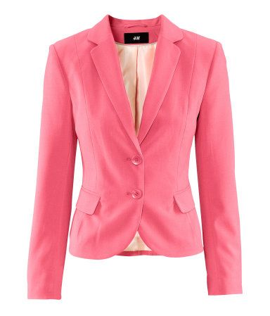 H & M Blazer. Well made and cheap!