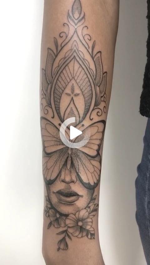 Frauen tattoo 250+ Tattoos