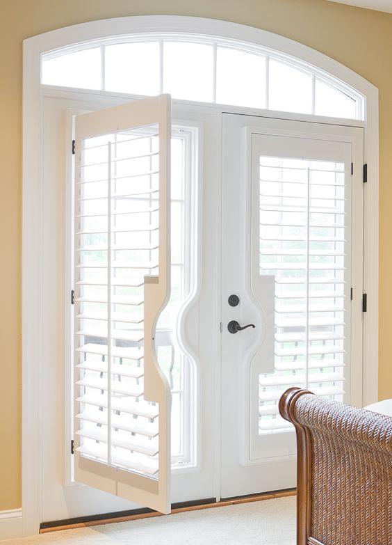 Custom window treatments custom windows and custom blinds for Custom windows and doors