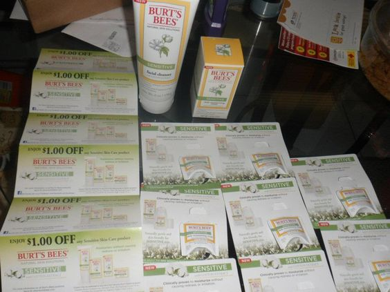 Burts Bees- Leaves skin smooth and soft