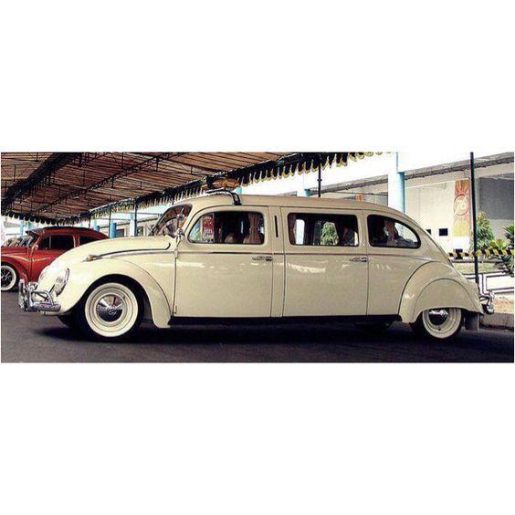 Limo Bug #VW