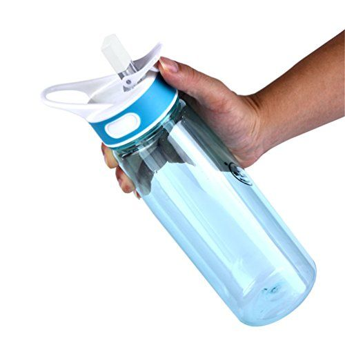 Water Bottes From Amazon Check Out The Image By Visiting The Link It Is Amazon Affiliate Link Water Bottle Clear Water Bottle Bottle