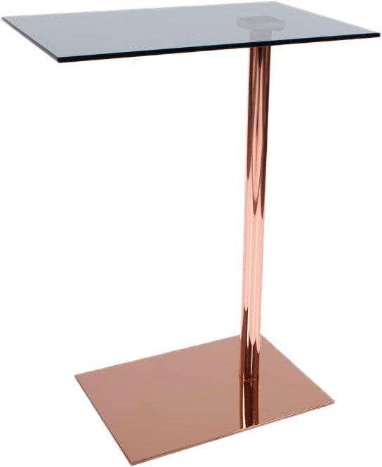 Home Affaire Beistelltisch Lucy Grau Kupfer Beistelltische Tisch
