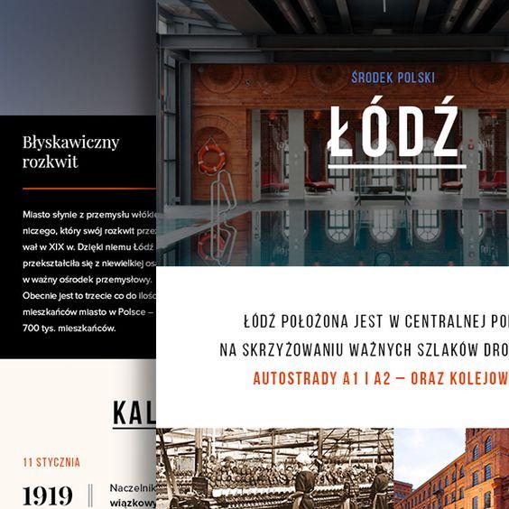 Simply about Łódź