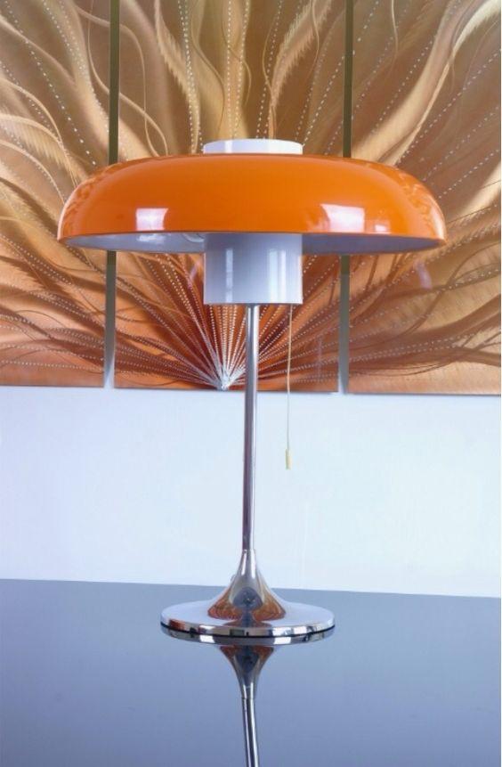 Table lamp by Arlus