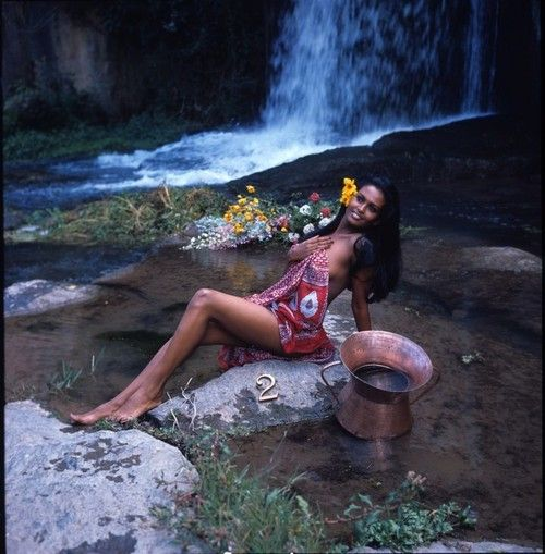 TROPICAL | Zeudi Araya | ♡ FashionPhotography {tropical ...
