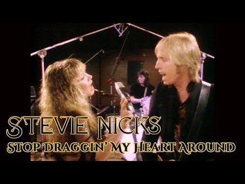 Stevie Nicks Stop Draggin My Heart Around Official Music Video