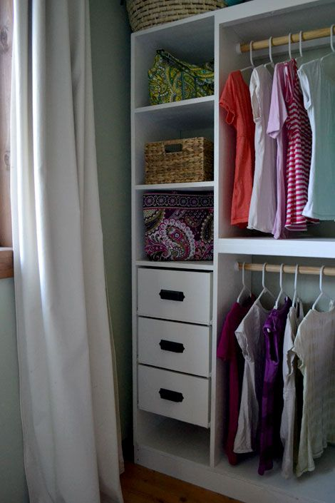 Master Closet System: Closet Plan, Closet System, Diy Closets, Easy Diy Projects, Diy Master Closet, Master Bedroom, Closet Ideas