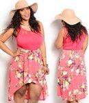Casual Plus Fashion trendy dresses Plus size, lady plus size tops, shirt, bottoms, apparel