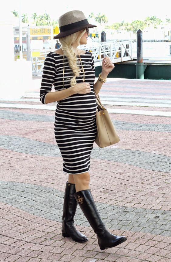 A Spoonful of Style: Fall Stripes...