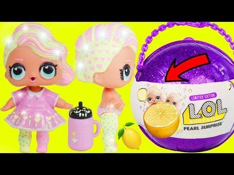 LOL Surprise doll toy for LiL Sisters L.O.L MIDNIGHT SERIES 2 accessory