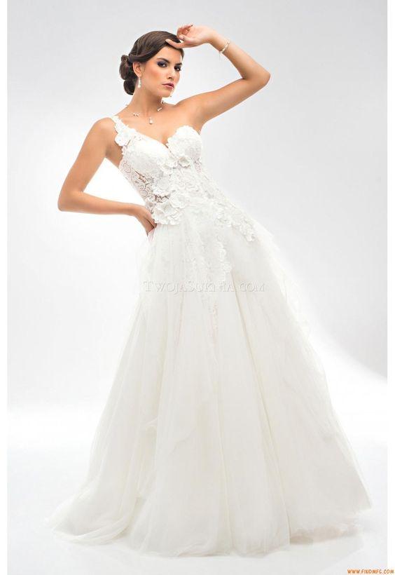 Vestidos de noiva Maxima 8613 2013