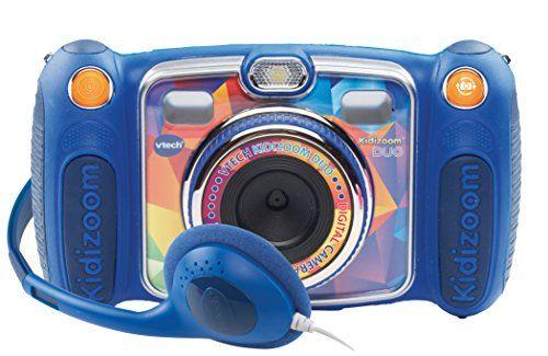 Vtech - 170805 - Appareil Photo Numérique - Kidizoom Duo - Bleu VTech http://www.amazon.fr/dp/B00VFKCR0K/ref=cm_sw_r_pi_dp_Hjpswb08RFPCW
