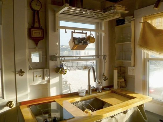 Cottages Tiny Kitchens And Cape Cod On Pinterest
