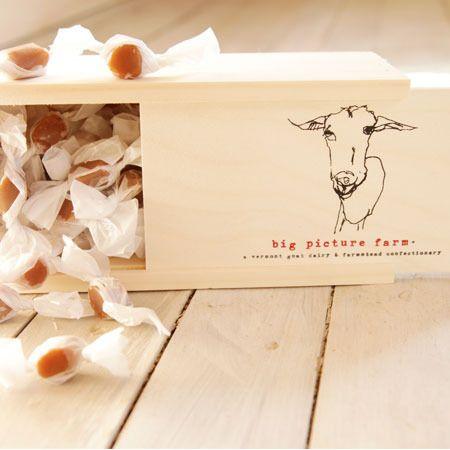 Big Picture Farms - Wooden Box