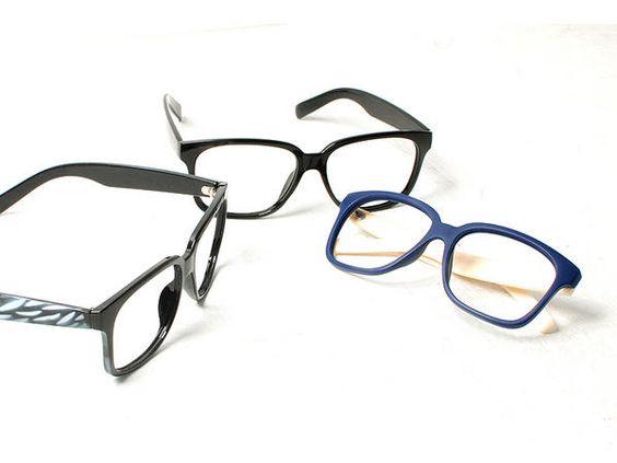 Nirvana Nation  Chunky Glasses