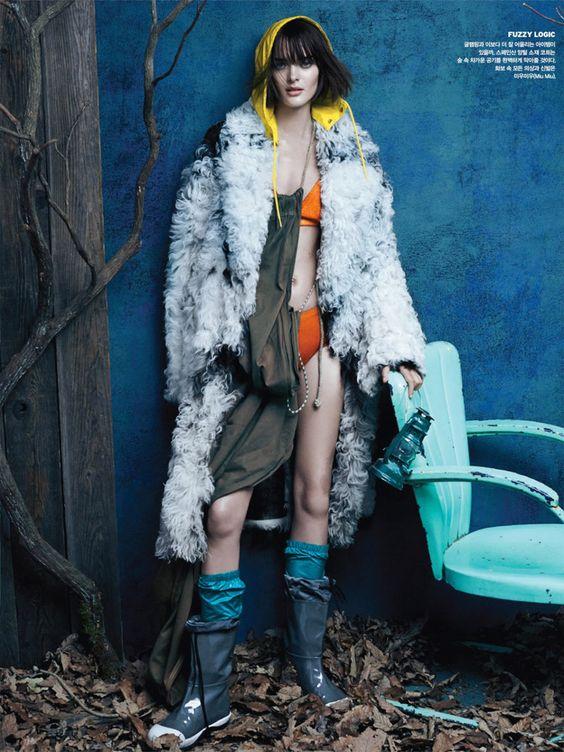 Sam Rollinson for Vogue Korea by Rafael Stahelin