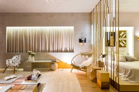 No Ibirapuera, mostra 'em contêineres' propõe decorações ousadas e luxuosas  - UOL Estilo de vida