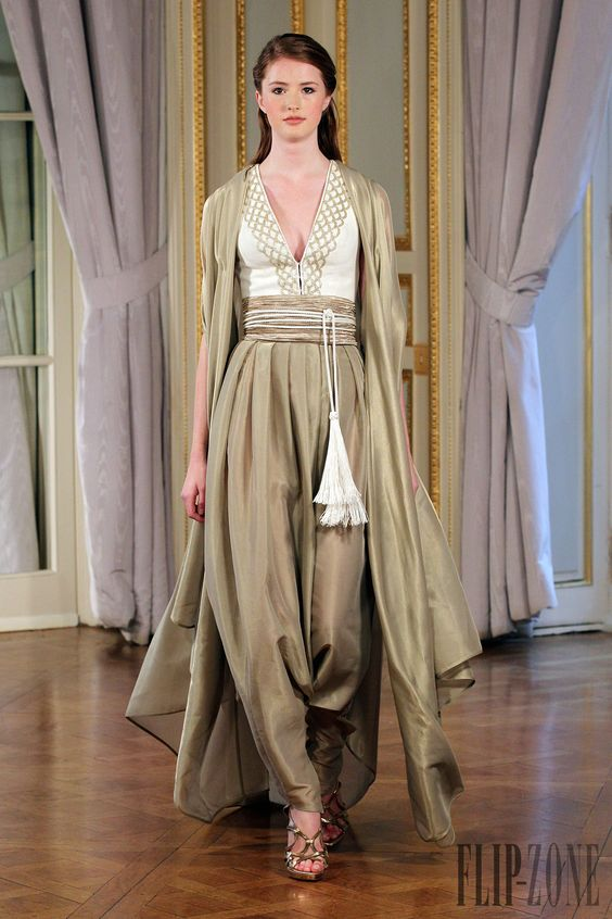 Dilek Hanif - Couture - Spring-summer 2013