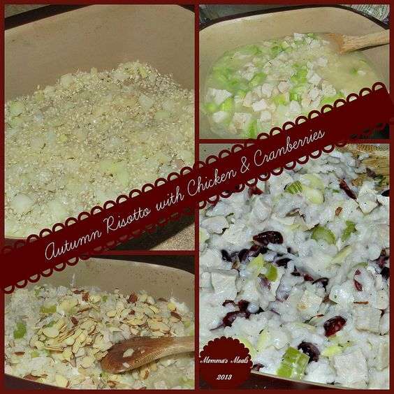 Autumn Risotto by Momma's Meals