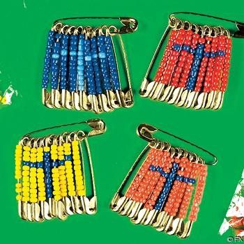 Vbs craft christian crafts vbs beads and bead kits for Bible school craft supplies