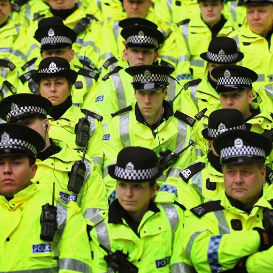 """Scotland's Glasgow Police posted a tweet on Friday threatening to show up at the homes of people who post mean or unnecessary things online.   Think before you post or you may receive a visit from us this weekend. Use the internet safely. #thinkbeforeyoupost pic.twitter.com/xNiDMf3jPA — GreaterGlasgPolice (@GreaterGlasgPol) April 1, 2016 First of all, I'm not sure that any tweet has ever been """"necessary."""" Second of all, this whole thing is not only an outrageous overreach, but also completel..."""