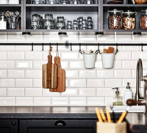 rangements muraux cuisine ikea