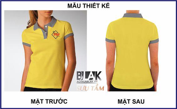 Mẫu áo thun đồng phục công ty nội thất PNF - Hình 2