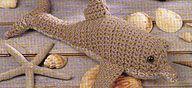 dolphin free crochet pattern