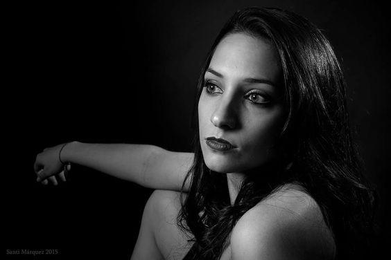 """ Irina "" Modelo: Irina Marcos Jimenez Auxiliares: Esther Carrasco y Johana Solís Domínguez Foto: Santi Márquez 2015"