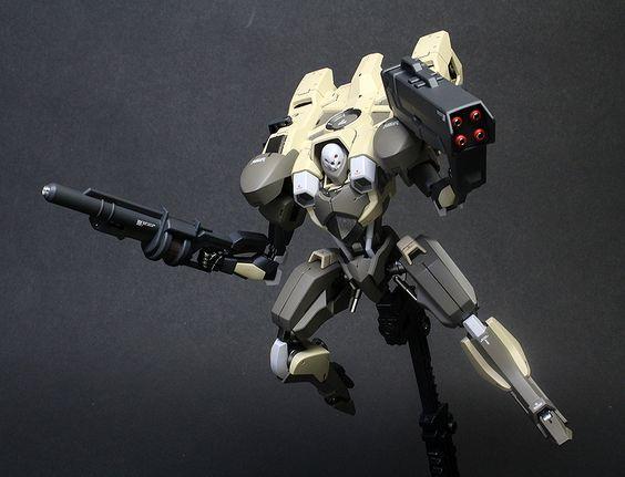GUNDAM GUY: HG 1/144 Hyakuri - Painted Build