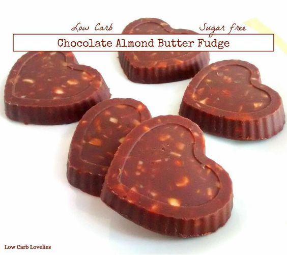 (1) Chocolate Almond Butter Fudge - by Low Carb Lovelies (4)
