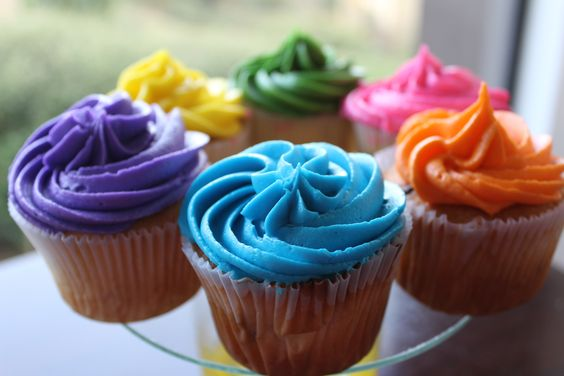 Color CupCakes