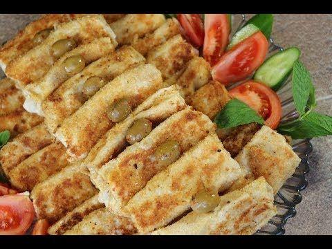 فطور صباحي سهل وسريع بدون فرن بورك التركي بالجبنة السريعة مع رباح محمد Turkish Breakfast Food Arabic Food