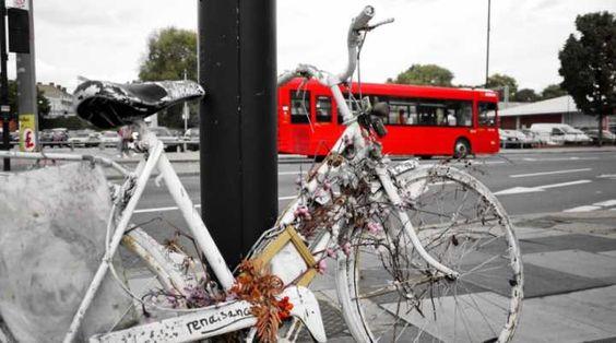 Londres proibe circulação de caminhões perigosos para ciclistas