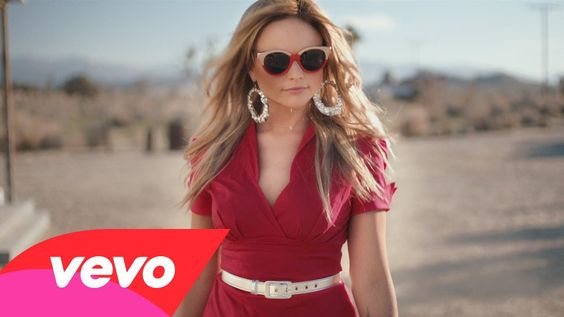Miranda Lambert - Little Red Wagon.....not quite the video I was expecting but I still LOVE this song!!!