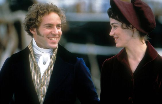 Mansfield Park 1999 - Fanny Price and Henry Crawford