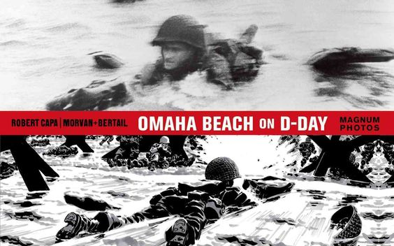 The first volume of a new series dedicated to exploring iconic moments in World War II history, Omaha Beach on D-Day is a fresh and captivating new take on one of the most important moments in World W