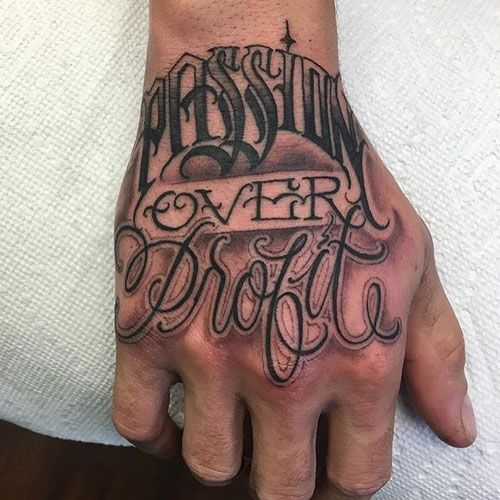 101 Best Hand Tattoos For Men Hand Tattoos For Guys Hand