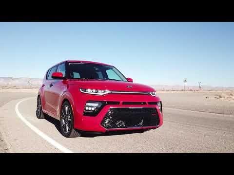 2020 Kia Soul Gt Line Video Reveal Youtube Kia Soul Kia Car Videos