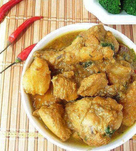 Recette de cuisine de l 39 ile maurice cuisine mauricienne de tous les jours kallia de poulet - Cuisine de tous les jours recettes ...
