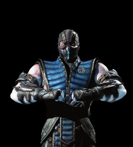 Mkx Sub Zero I Will Freeze Your Soul Sub Zero