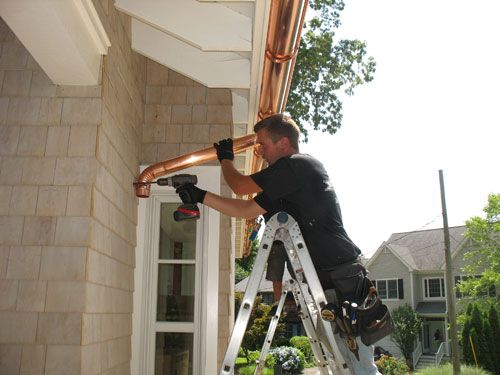 gutter cleaning Charleston SC