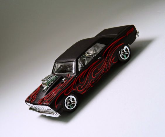 1964 Chevrolet Chevelle SS (Hot Wheels)