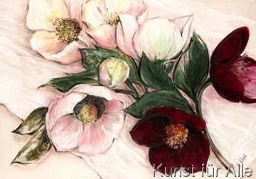 Elisabeth Krobs - Elegant Anemones