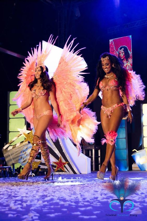 Trinidad Carnival 2015, Fantasy, Blockbuster,  City of Angels