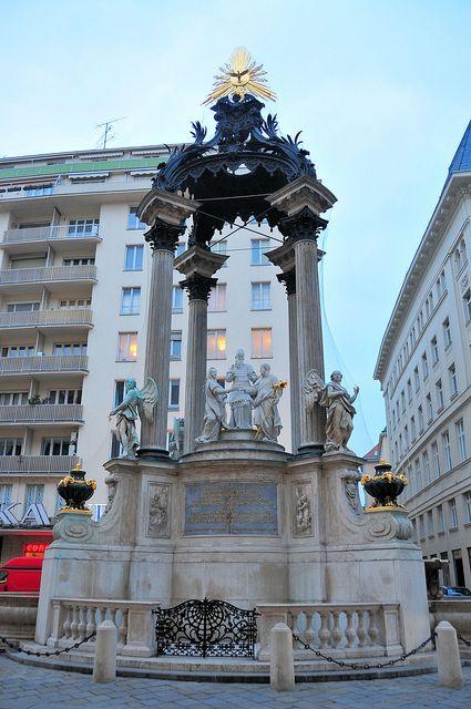 Hoher Market - Vienna, Austria
